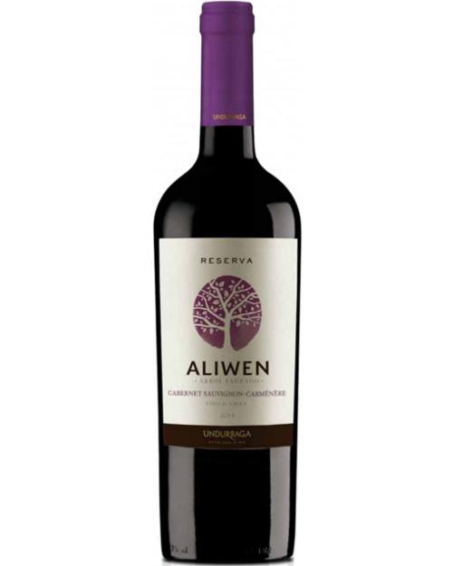 Aliwen Reserva Cabernet Sauvignon - Carmenere