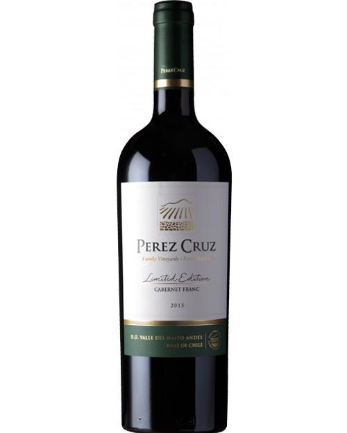 Perez Cruz Limited Edition Cabernet Franc