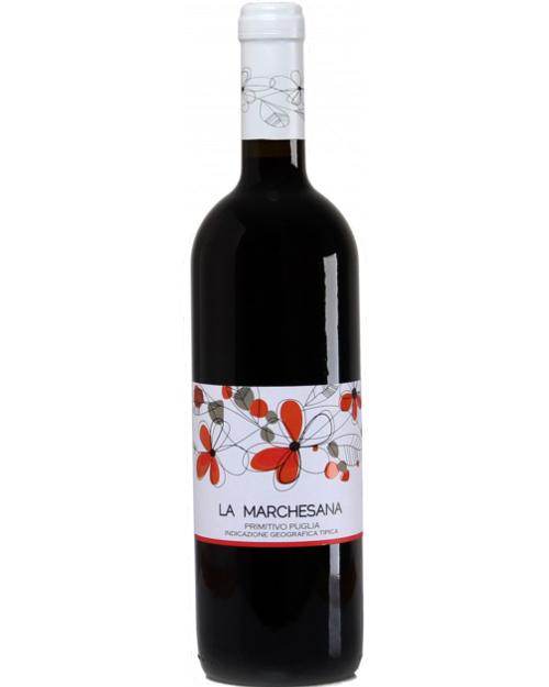 La Marchesana Primitivo Puglia IGT